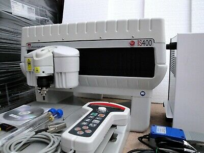 Gravograph Is400 Engraving Machine  Gravostyle Gs8 Software