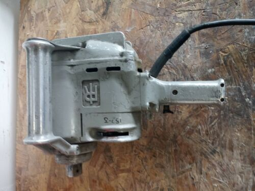 """INGERSOLL RAND 34U UNIVERSAL ELECTRIC IMPACT WRENCH 1"""" DRIVE This is a beast!!!"""