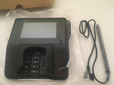 Verifone Credit Card Reader Model Mx915 M132-409-01-r Rev D02 New Other