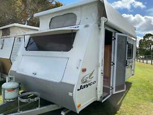 Jayco Freedom Poptop - 2005 - Rollout - Single Beds - One Owner