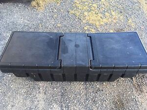 PLASTIC TOOL BOX TO FIT FORD RANGER!!!! BEST OFFER!!!!