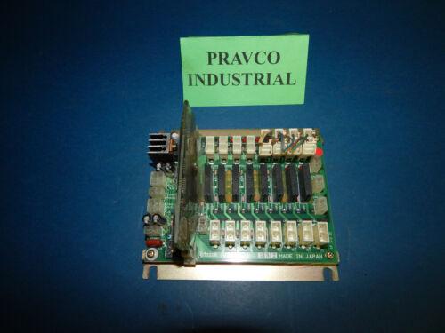 Mazak D65UB004232 Circuit Control Board for Mazak CNC Machining Center