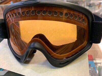 Oakley O FRAME True Carbon Fiber Persimmon Unisex Snowboard Ski (Oakley Carbon Fiber Goggles)