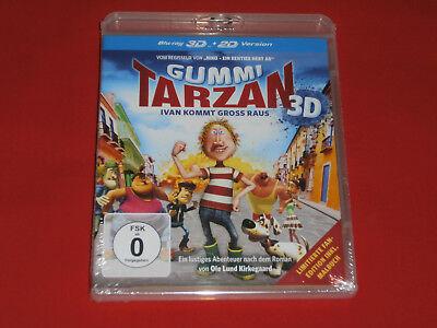 Kinder Anime Abenteuer BLURAY NEU limitierte Edition Malbuch (Tarzan Kinder)