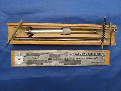 Luger Swiss conversion unit