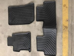 OEM Honda Civic mats for civic with out bump in the back