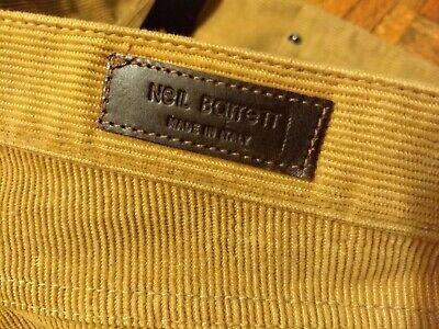 Neil Barrett pants, made in Italy