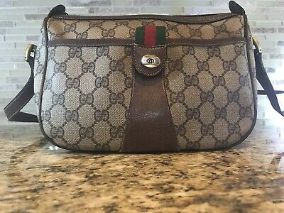Vintage Gucci Bag 89 02 032 AUTHENTIC Made In Italy