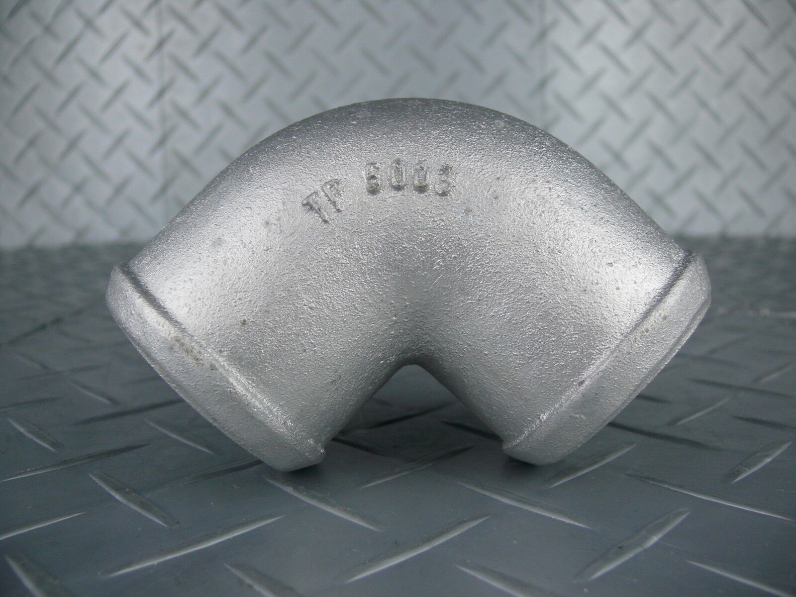 """2.25"""" OD Cast Aluminum Elbow 90 Degree Intercooler Turbo Tight Radius Aluminium"""