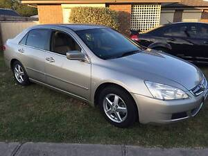 2005 Honda Accord VTi Sedan 4dr Auto 5sp 2.4i  Leather interior.. Hampton Park Casey Area Preview