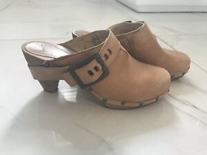 Souliers type sabot