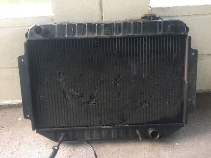Holden Hq Hx Hz 3 core 6 cylinder radiator