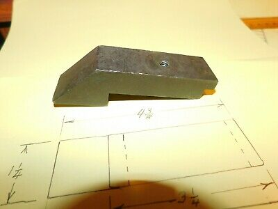 Box And Pan Finger Brake Nose Pieces Part Pexto Diarco Berkroy National Chicago