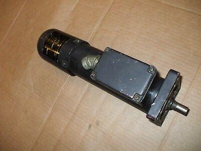 Sugino Selfeeder Electric Automatic Drill Motortype S202