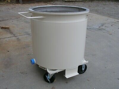 150 Gallon Jacketed Stainless Steel Tank Free Freight Shipping