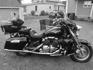Moto Yamaha Royal Star Venture Special Midnight 2006