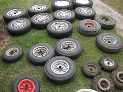VARIOUS ALLOY AND STEEL WHEELS AS PICTURED AND LISTED Peakhurst Hurstville Area Preview