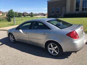 Pontiac G6 GT fully loaded well preserved 5.900.00