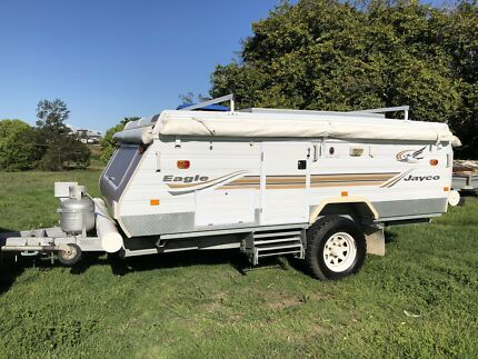 Jayco Eagle  Outback Camper Trailer Caboolture Caboolture Area Preview