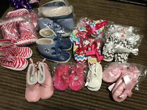 Brand New Boutique Baby Shoes