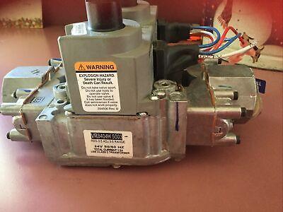 100110218 Lochinvar 24v 3.5 Wc Nat 1 Gas Valve Vr8404h5003 Ao Smith