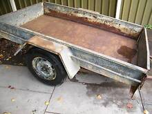 7X4 HEAVY DUTY GALVANISED TRAILER, REGISTERED Marion Marion Area Preview
