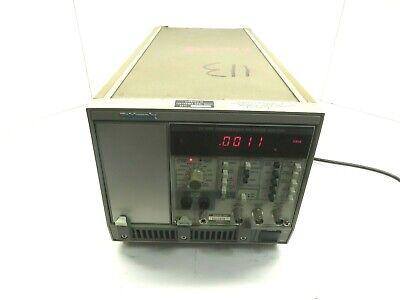 Tektronix Da 4084 - Programmable Distortion Analyzer Good Working