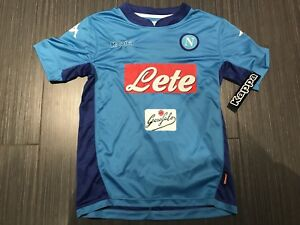 New with tags Kappa Napoli Soccer Jersey