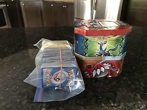 1047 Pokemon trading cards