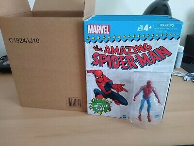"MARVEL LEGENDS 3.75"" SPIDER-MAN VS. THE SINISTER SIX EXCLUSIVE BOX SET FIGURES!!"