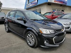 Chevrolet Sonic LT - TOIT - TURBO RS - CAMERA - BLUETOOTH