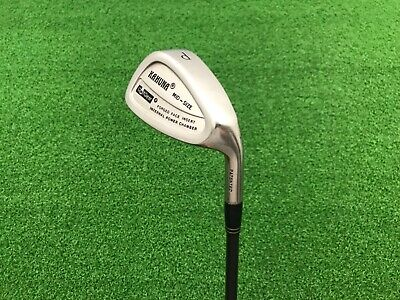 NICE Golf Gear KAHUNA Mid-Size Forged Face PITCHING WEDGE Right Graphite REGULAR