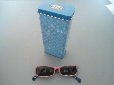 Sunglasses Luxus Brille pink, dunkel + hellblau, weiß + Box (Hell Pink Sonnenbrille)