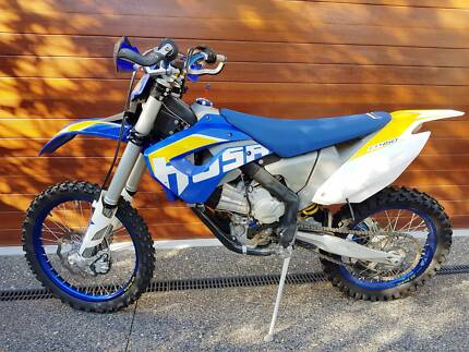 Husaberg FX450 2010 Rec Reg - Immaculate condition, barely used.
