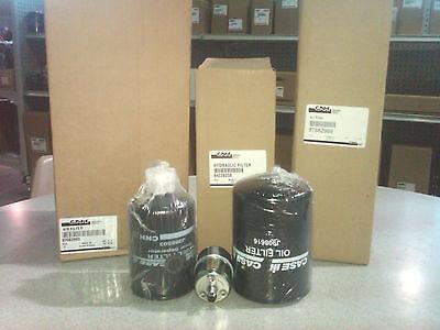 Case 580l Loader Backhoe Filter Kit - Oem