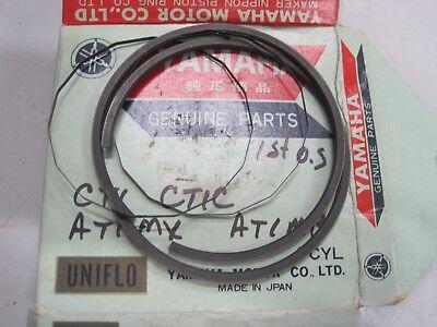 Piston Ring Set Fits 82-94 Subaru Brat DL 1.6L H4 OHV SOHC 8v
