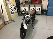 Cafe Racer Motorcycle Hastings Mornington Peninsula Preview