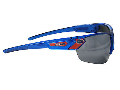 Florida Gators Transparent Blue Orange Mens Sunglasses Uf Licensed Style12