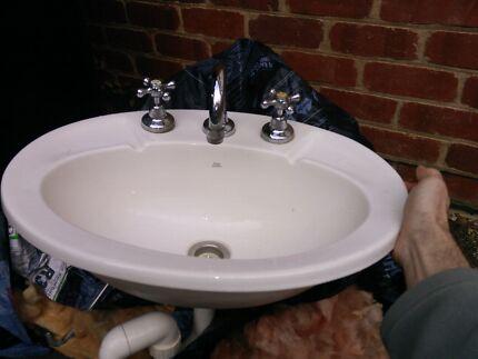 Taps in glenunga sa home garden gumtree australia for Bathroom taps adelaide