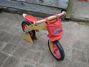 Mocka Kids Wooden Balance Bike