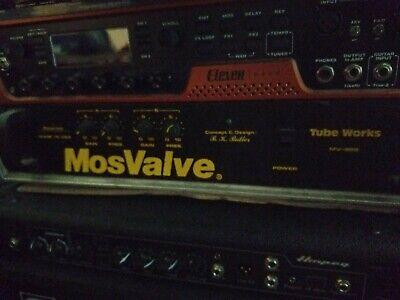 Tube Works MosValve MV-962 Power Amp