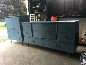 Refinished Dressers