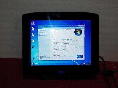Senor Ispos X75 I7 Touch Screen Pos Terminal With Windows Embedded Posready 7