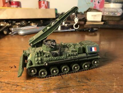 Vintage original Corgi Diecast Model Military Reserve Tank
