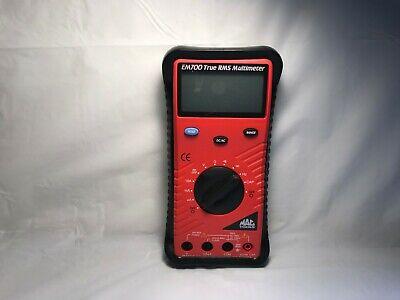 Mac Tools Em700 Rms Multimeter