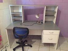 Desk, chair and lamp - selling all together Condon Townsville Surrounds Preview