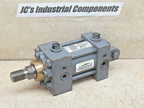 "Miller    2""  bore  X  1""  stroke   pneumatic cylinder    series AA"