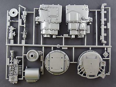 Pocher 1:8 Frontabdeckung K79 Volvo F12 Intercooler Turbo Truck 79-31 A6