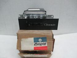 Mopar NOS 1973 Imperial Chronometer Electronic Digital Clock 3592382
