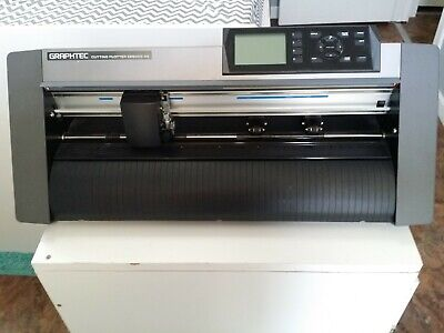 Graphtec Ce6000-40 15 Vinyl Cutter Plotter Good Working Condition